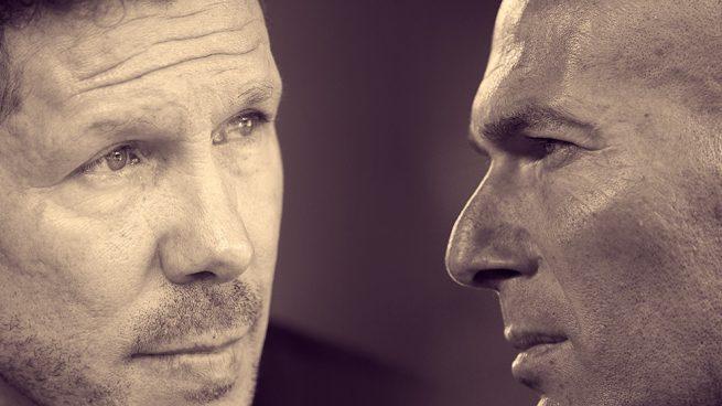 Zidane Vs Simeone: décimo asalto