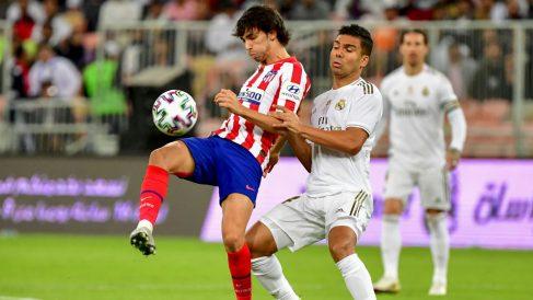 Final Supercopa de España 2020: Real Madrid – Atlético de Madrid, en directo