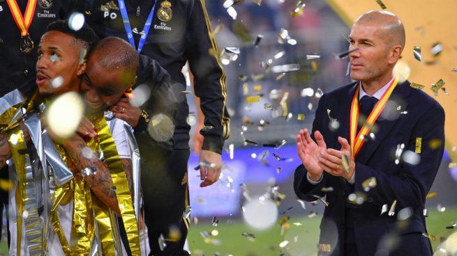 Zidane, el conquistador: ya suma diez títulos y sigue invicto en las finales