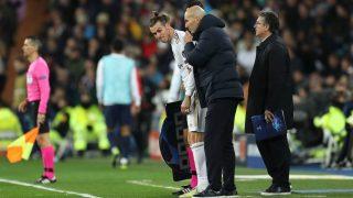 Zidane dejó a Bale fuera de la convocatoria contra el Sevilla. (Getty)