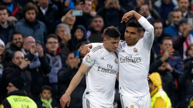 ¿Alguien duda de que Casemiro será el futuro capitán del Real Madrid? Real Madrid 2-1 Sevilla