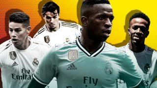 La Copa del Rey dará una oportunidad a Vinicius y compañía.