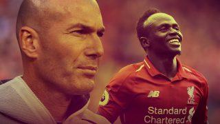 Mané es el plan B de Zidane por si falla Mbappé.