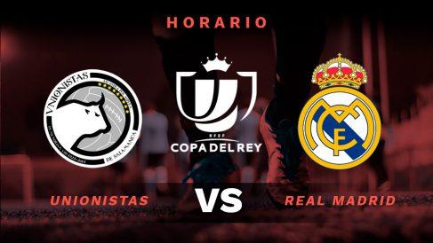 Unionistas de Salamanca – Real Madrid: partido de dieciseisavos de final de la Copa del Rey