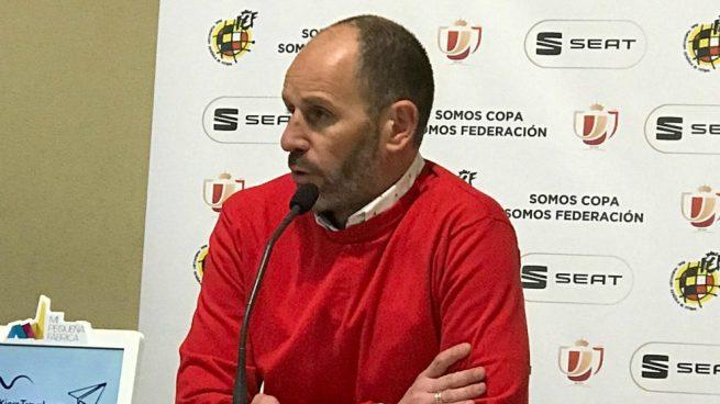 Jabi Luaces: «Vi a Zidane muy concentrado, sabía que no podía caer contra un Segunda B»