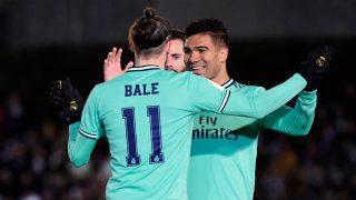 Unionistas – Real Madrid: Partido de Copa del Rey, en directo