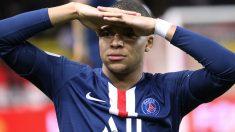 Mbappé tiene un plan para desgastar al Real Madrid. (AFP)