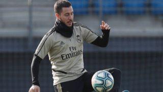Hazard aún no ha vuelto a jugar desde su lesión (realmadrid.com)