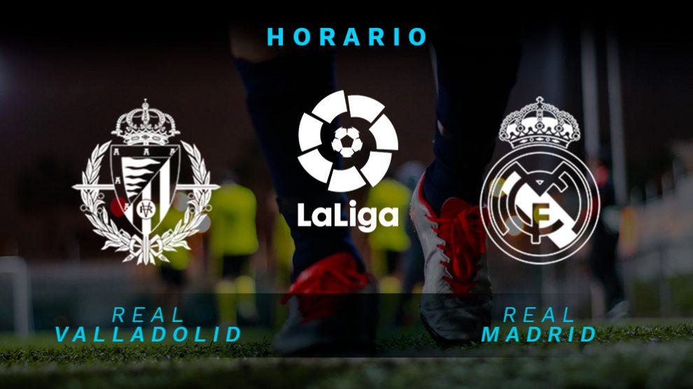 Real Valladolid – Real Madrid: jornada 21 de la Liga Santander.