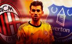 Milan y Everton, atentos a Ceballos