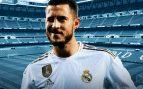 El plan Hazard: jugar media hora en el derbi contra el Atlético