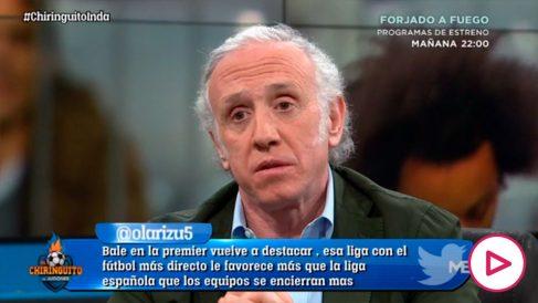 Inda desveló que Marcelo tiene una oferta del PSG.