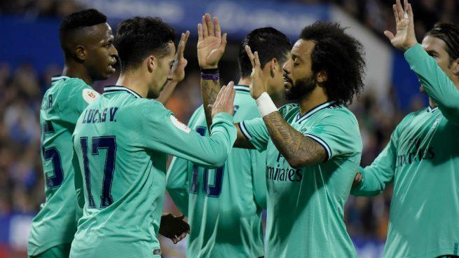 Zaragoza - Real Madrid: Partido de la Copa del Rey en directo