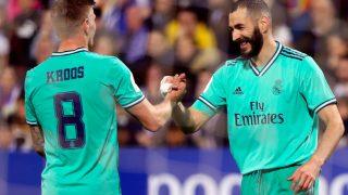 El Real Madrid está disposición de hacer triplete esta temporada.