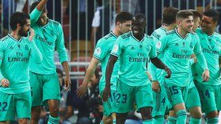 El Real Madrid vuelve a ser una piña.