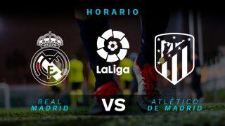 Real Madrid – Atlético de Madrid: jornada 22 de la Liga Santander.