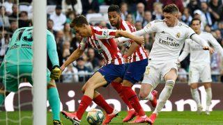 Fede Valverde ha conseguido conquistar al Santiago Bernabéu. (AFP)