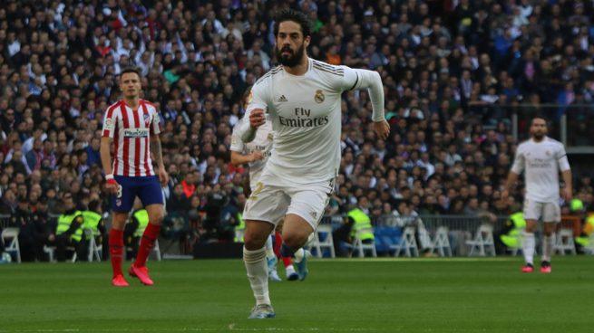Alineación oficial del Real Madrid contra el Atlético: Zidane apuesta por los cinco centrocampistas