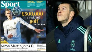 'The Times' carca contra Bale.