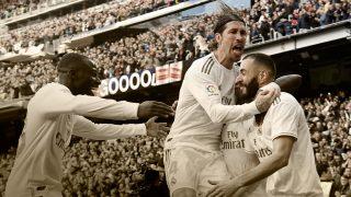 El Real Madrid ha encontrado el equilibrio.