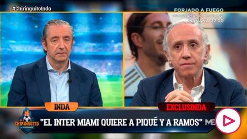 El Inter Miami quiere llevarse a los estandartes del Real Madrid y del Barça.