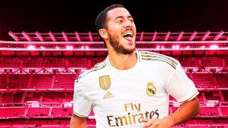 El plan de Zidane para la vuelta de Hazard.