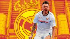 El Real Madrid sigue de cerca a Ocampos.