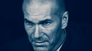 Mosqueo con Zidane.