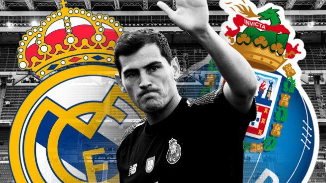 Casillas podría despedirse de corto en el Real Madrid – Oporto del Bernabéu
