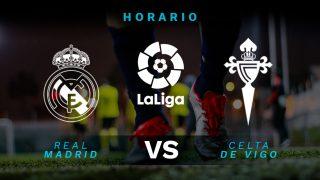 Real Madrid – Celta de Vigo: jornada 24 de la Liga Santander.