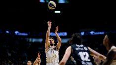 Sergio Llull, en el partido de Copa del Rey contra Bilbao Basket. (EFE)