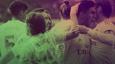 Las apuestas ven al Madrid campeón de Liga. (AFP)