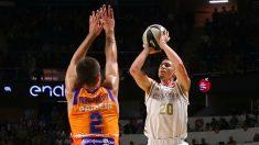 Real Madrid – Valencia Basket: en directo el partido de semifinales de la Copa del Rey
