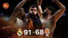 El Madrid jugará la final de la Copa del Rey. (EFE)