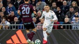 Real Madrid – Celta de Vigo, en directo: Liga Santander hoy