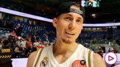 Carroll atendió a OKDIARIO tras ganar la Copa del Rey de Baloncesto.