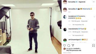 El trole de Isco y Marcelo a Casillas en Instagram.