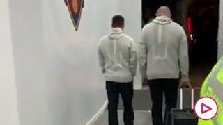 Eden Hazard se marcha dolido del Ciudad de Levante.