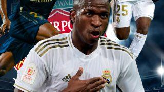 Vinicius vuelve a ser objetivo del Liverpool.
