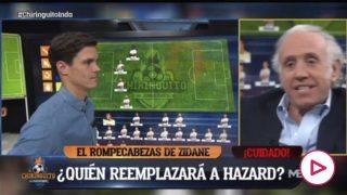 Bale será titular contra el Manchester City.