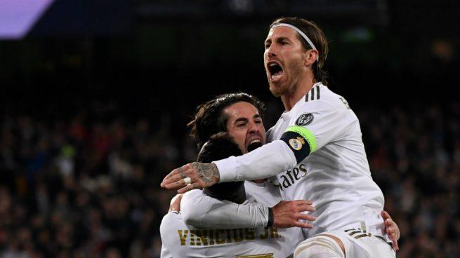 El vestuario del Real Madrid sí cree en la remontada