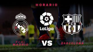 Real Madrid – Barcelona: Hora y dónde ver en directo el Clásico