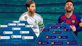Real Madrid – Barcelona: a Liga o muerte