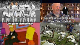 Los memes del Real Madrid – Barcelona.