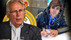 El Madrid blinda al nieto de Amancio.