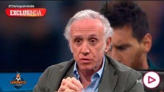 Inda desveló en El Chiringuito por qué fue Marcelo titular en el Clásico.