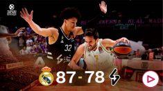 El Real Madrid sigue en racha. (EFE)