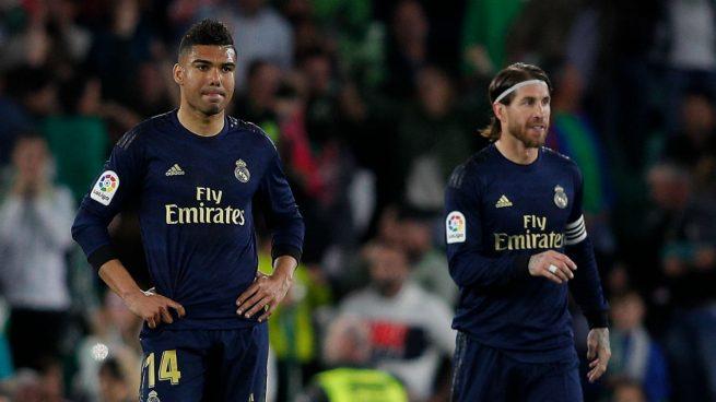 El Madrid se ha dejado 15 puntos ante los diez últimos de la Liga