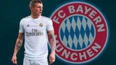 El Bayern sueña con Toni Kroos.