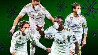 Así será la cuarentena del Real Madrid.